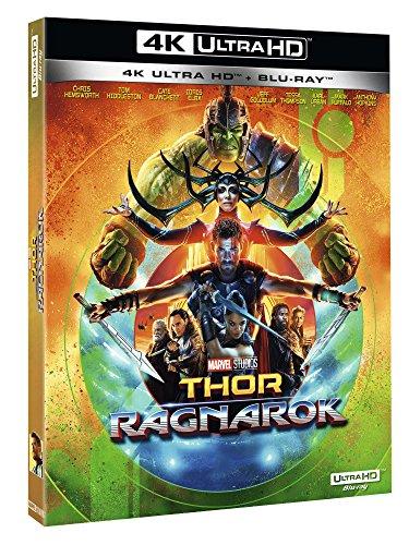 Thor : Ragnarok [4K Ultra HD + Blu-ray]