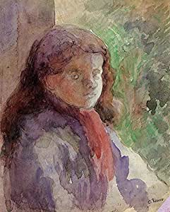 The Museum Outlet - Portrait of the Artist's Son, Ludovic Rudolphe, 1888 - Canvas (Medium)