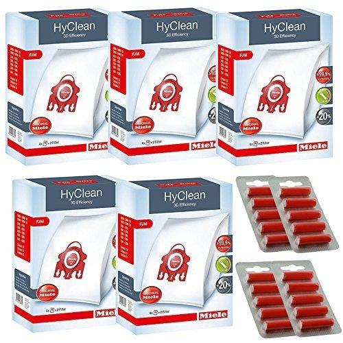 genuine-miele-fjm-hyclean-efficiency-vacuum-cleaner-hoover-dust-bags-5-box-20-fresheners