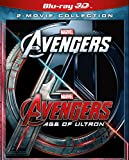 The Avengers/Avengers: Age of Ultron (3D...