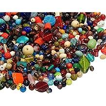 3325 stk Holzperlen Grosshandel Mix Rund Oval Bunt Perlenset für Schmuck POSTEN