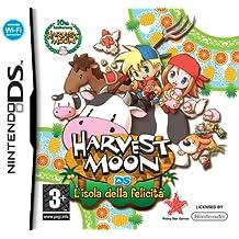 Harvest Moon: L'Isola Della Felicita' [Importación italiana]