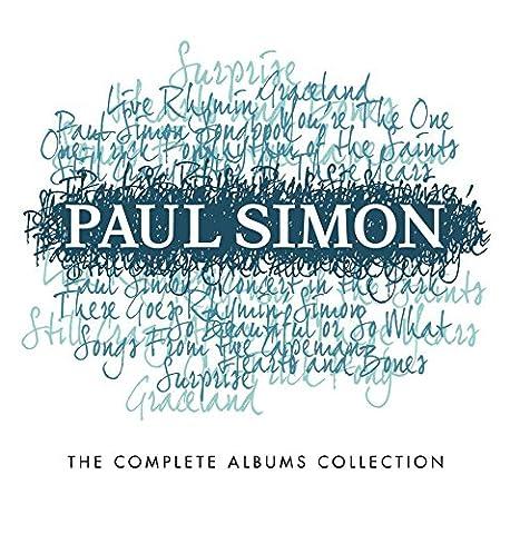 Paul Simon: The Complete Albums Collection (Coffret 15 CD)