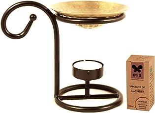 Grehom Oil Burner Set - Steady; Metal Oil Burner