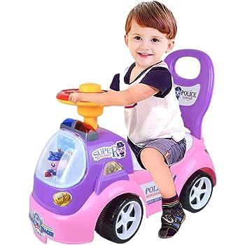 f27efcafaeb Toy Kids Car Push Along Children Bike Toddler Walker Baby Balance Toys Hot  2019 (Red)