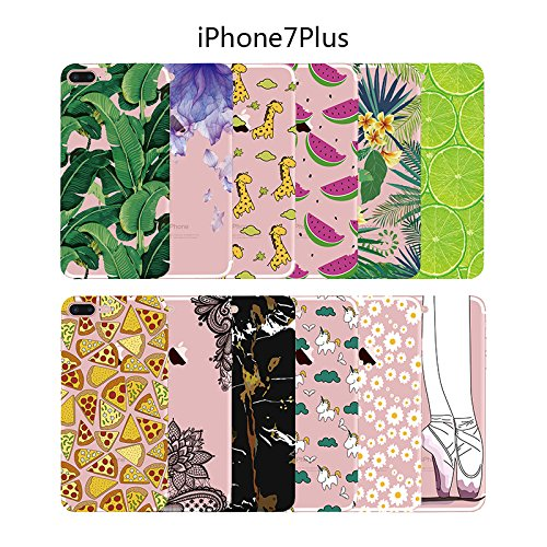 Yokata Coque iPhone 7 (4.7 inch) Housse Étui Doux Ultra Mince Etui Apple iPhone 7 Silicone Souple TPU Gel Bumper en Clair Transparent Soft Case Flexible Back Cover Anti Rayures Housse de Protection -  Marbre Noir
