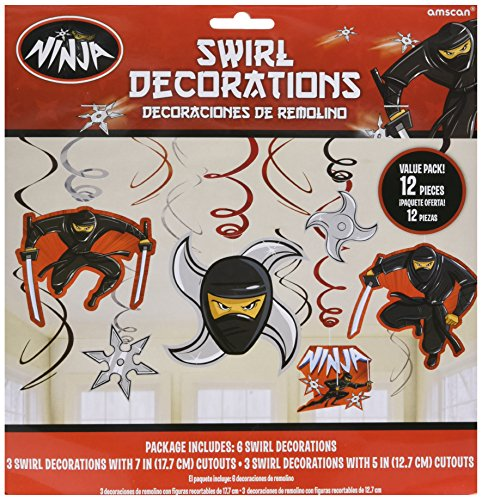 Value Pack Swirl Dekorationen ()