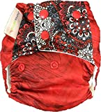 #4: Superbottoms Cloth Diaper - Pocket Diaper with Double-Leak Guards and Soaker (Insert) (Mitti)