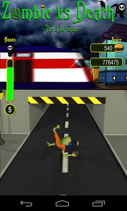 Zoom IMG-3 zombie vs death the run