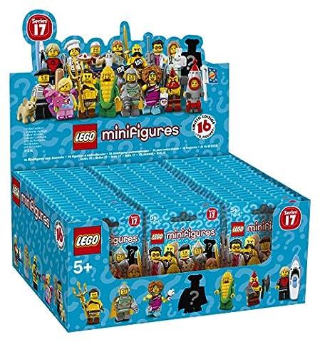 LEGO - 71018 - LEGO Minifigures - Série 17