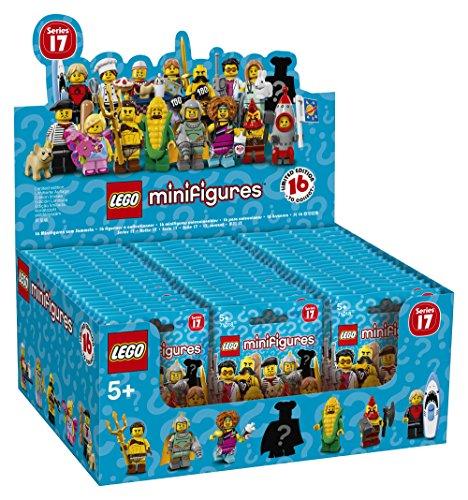 LEGO-71018- Minifiguren-Serie 17
