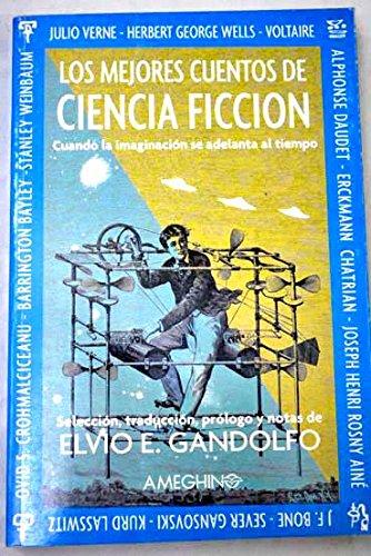 MEJORES CUENTOS CIENCIA FICCION AMEGHIN