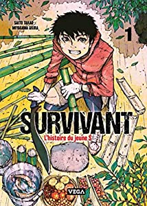 Survivant Edition simple Tome 1