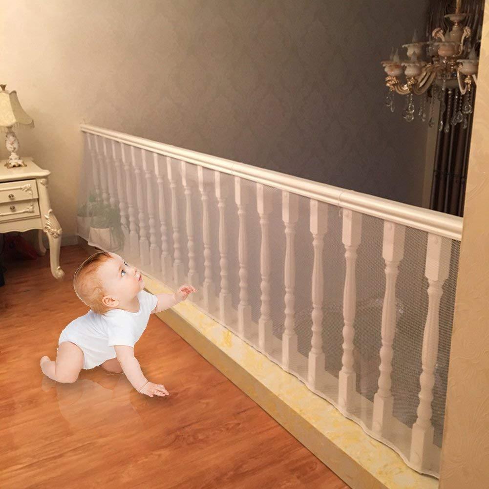 Aitone Child Safety Net Balcony Patios And Railing