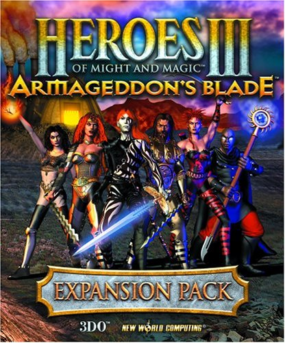 Heroes of Might + Magic 3: Armageddons Blade