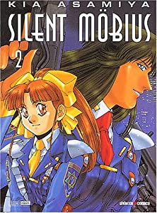 Silent Möbius Edition simple Tome 2