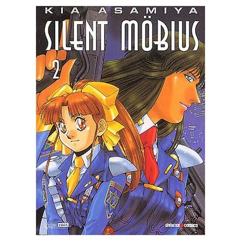 Silent Möbius, Tome 2 :