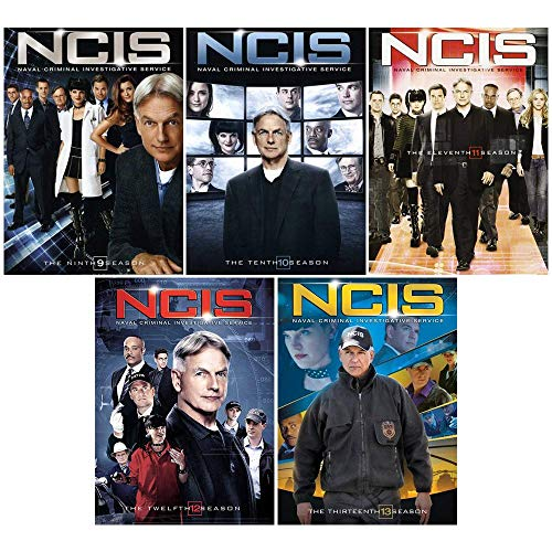 NCIS: TV Series Complete Seasons 9-13 DVD Collection