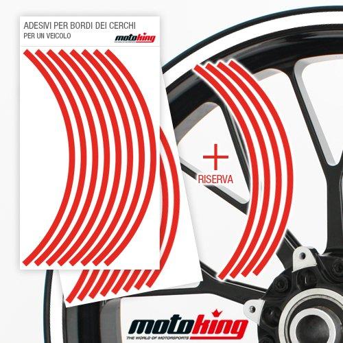Zoom IMG-3 motoking adesivi per bordi dei