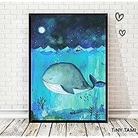 TinyTami ★ Aquarell Kunstdruck ★ Walposter