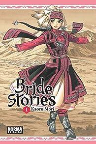 Bride stories 1 par Kaoru Mori