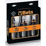 Serie di 3 pinze in plastica per occlusione tubi e manicotti Beta Pinze per serraggio tubi con le dimensioni pi/ù comuni art. 1481PL//A, 1481PL//B, 1481PL//C 1481PL//S3