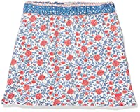 Pepe Jeans Girl's Sibila Skirt, White (Factory Whte), 10 Years (Manufacturer size: 10)