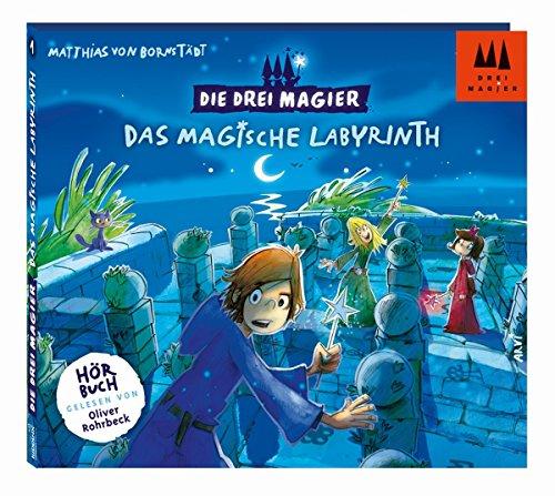 Die Drei Magier Hörbuch - Das Magische Labyrinth