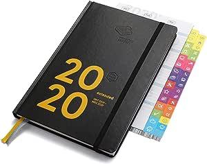 loriginale di Martina Behm con il sistema di gestione del tempo weekview Agenda 2021