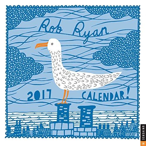 Rob Ryan 2017 Calendar