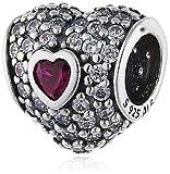 Pandora Cubic Zirconia 925 Silver Jewelry 791168SRU