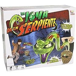1 de IMC Toys 9714 - La joya de la serpiente