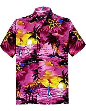 La Leela 3 in 1 spiaggia classico regular fit pulsante sole caraibico loungewear/tema della spiaggia partito/ufficio...