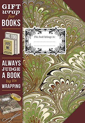 That Company Called If Marbled Paper Gift Wrap Geschenkpapier-Buch