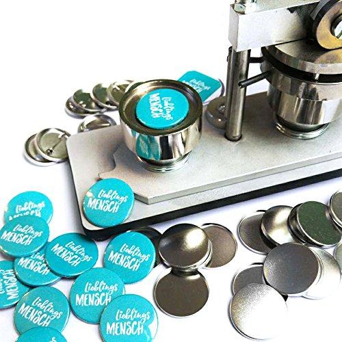 Polarkind Button Pin Anstecker Schulkind 2018 Geschenk Zum Schulanfang 38mm Handmade - 3