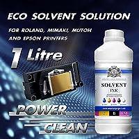 1litro Eco disolvente líquido limpiador de cabezal de impresora para Roland, Mimaki Mutoh UE