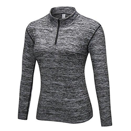 Uglyfrog 2018 Sportbekleidung Base Layer Damen Radsport Trikots Cycling Tights Winter with Fleece Running Shirts Full Zipper Lange Ärmel Bekleidung 8005