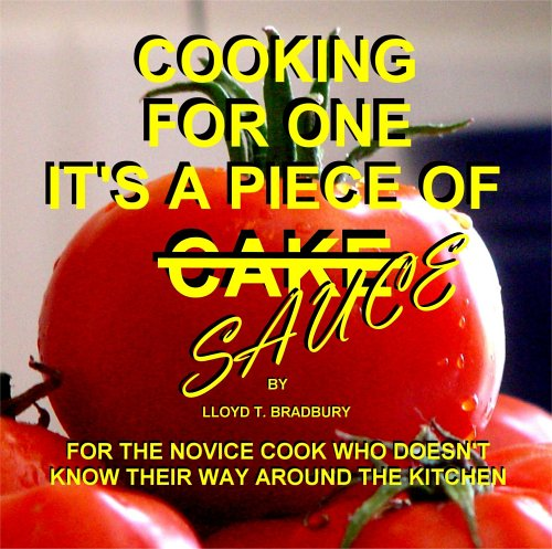 Cooking for One: It's a Piece of Sauce