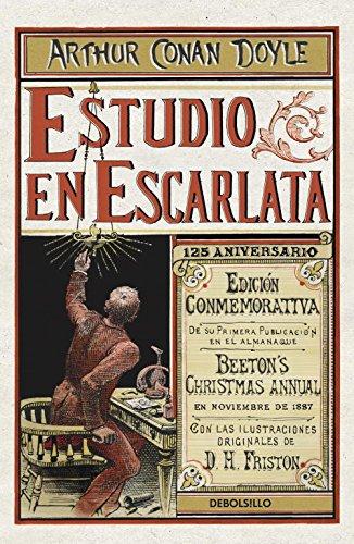 Estudio en escarlata (edición conmemorativa) (CLÁSICA) por Sir Arthur Conan Doyle