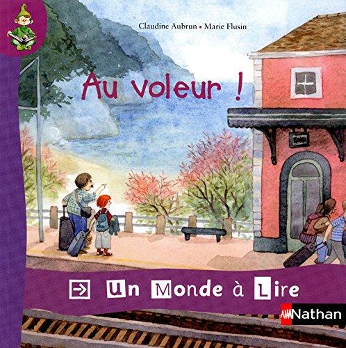 Album 8 : Au voleur ! CP par Collectif