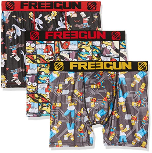 freegun-simpson-x3-a6-boxer-homme-multicolore-multicolor-a6-medium-taille-fabricantm