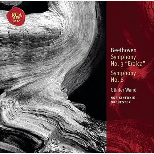 Beethoven: Symphonies Nos. 3 & 8: Classic Library Series