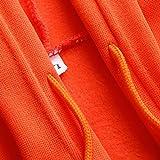 Yazidan Herren Einfarbig Reflektierende Kapuze Langarm Patchwork Sweater Top Hoodie für Sport Fitness Gym Training & Freizeit | Sportpullover - Sweatshirt - Kapuzenpulli - Pulli - Hoody\n Vergleich