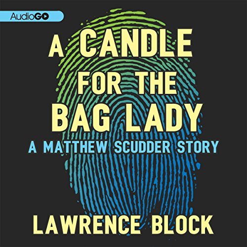 A Candle for the Bag Lady  Audiolibri