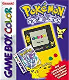 Pokemon Game Boy Bundle: Pokemon Hardware Special Edition + Pokemon Crystal