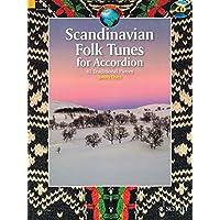 Scandinavian Folk Tunes for Accordion: 61 Traditional (World Music Songbook)