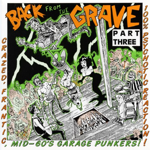Back from Th Grave Vol.3