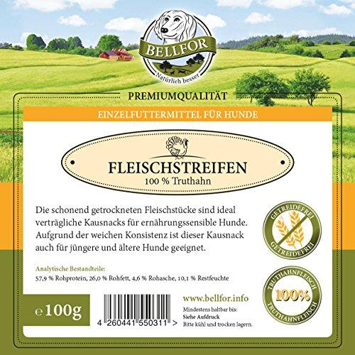 Bellfor Truthahn Trockenfleisch