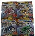 Finger Stunt Trick Bike - Assorted Colours