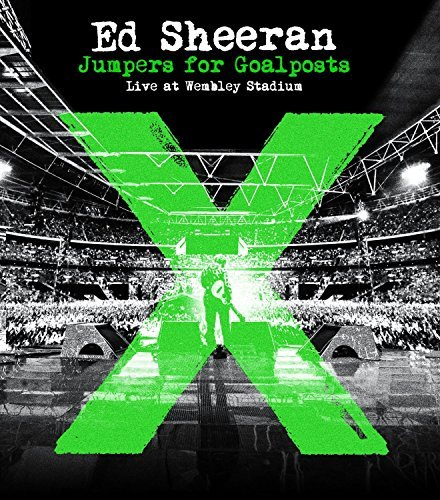 Preisvergleich Produktbild Ed Sheeran: Jumpers For Goalposts Live At Wembley Stadium [Blu-ray]